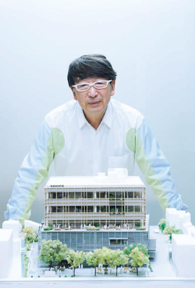 伊東豊雄氏(建築家) 頂点からの視座 リクルートワークス研究所